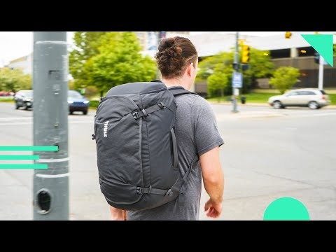 Thule Landmark 40L Review | Carry-On Sized Adventure Travel Backpack (Men's & Women's Fit)