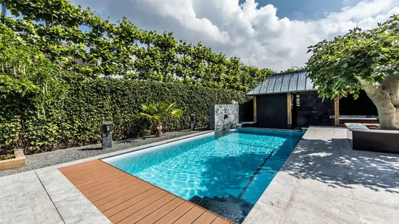 ☑ Top 49+ Amazing Swimming Pool Design Landscaping Ideas ...