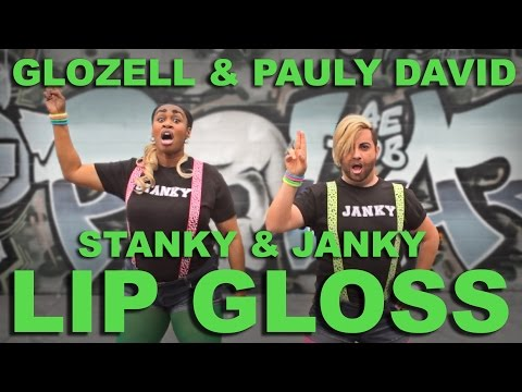 GloZell & Pauly David as Stanky & Janky - Lip Gloss