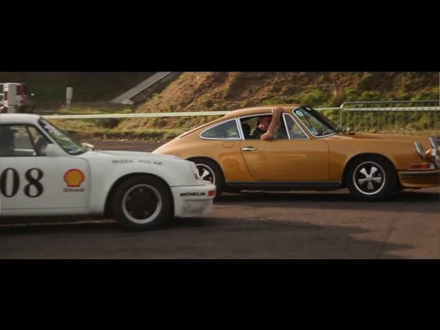 Porsche 50 ans produit par Fondastudios