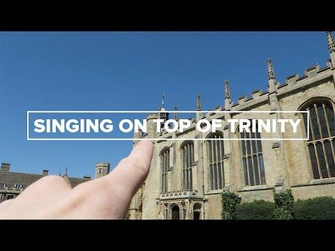 Singing on Top of Trinity