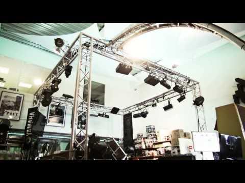 Présentation du magasin PE Sono Light 2012