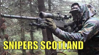 Airsoft Snipers L96, VSR, M14 EBR, Section8 Scotland HD