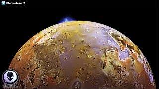 FIERY Discovery On Scary Moon Of Jupiter! 5/24/17