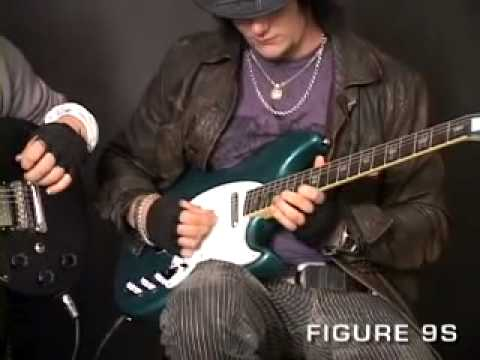 Synyster Gates & Zacky V (Avenged Sevenfold) Guitar Lesson Bat Country