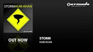 Storm - Huri-Khan (Radio Mix)