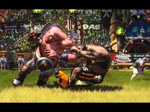 "Let*s Play Blood Bowl 2 - Tutorial Kampagne Part 18 (German/Deutsch) ""Chaos Match"""