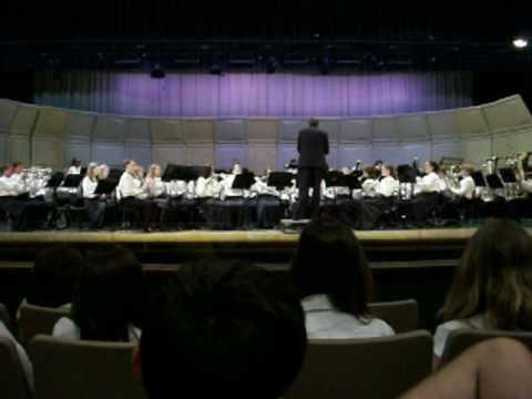 """Declaration Overture"" - Harmony Intermediate School (Now Harmony Middle School)"