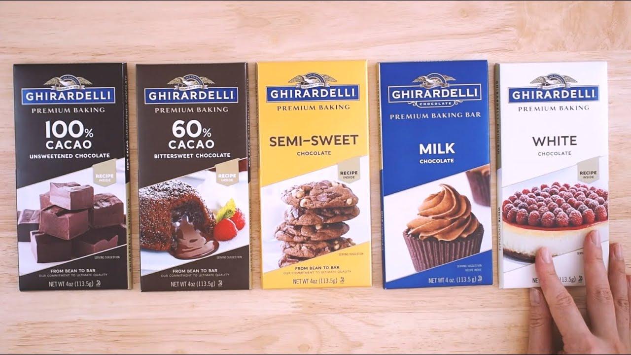 자세한 설명과 함께♥다양한 초콜릿의 용도와 성분에 대해서 알아보아요.