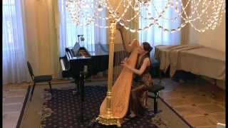 �������� ���� Barcarolla. Tchaikovskiy.transcription for harp. Elizaveta Bushueva. ������