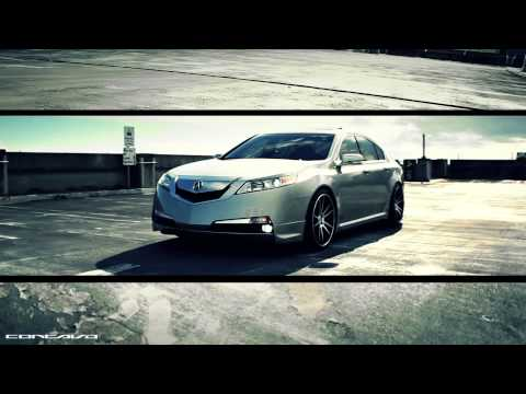 Acura Wheels on Acura Tl On 20 Vossen V Cv2 Concave Wheels Rims Rasi Music Search