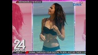 24 Oras: Bikini photo ni Bianca Umali, umano ng daan-daang libong likes online thumbnail