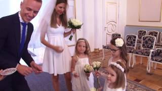 Розовая свадьба семьи Славик (Бельгия)  Смоленск 1 июля 2016 года