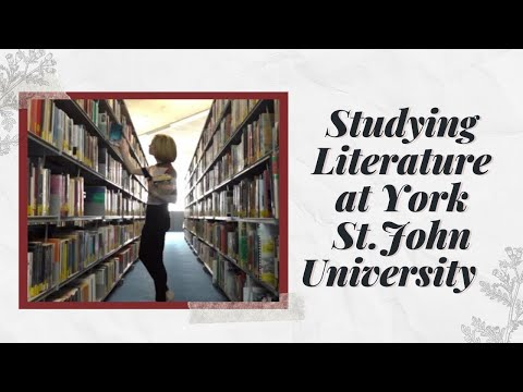 york st john english and creative writing Personal Statement - English and Creative Writing
