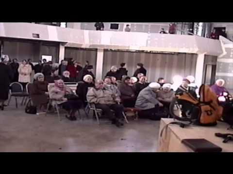 Russian Baptist church documentary