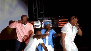 'Hip Hops Legends' Whodini - Five Minutes Of Funk (LIVE)