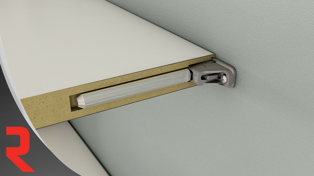 Triade Concealed Mounting Bracket Youtube