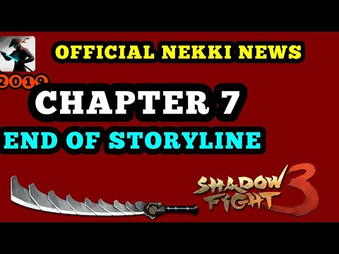 Shadow Fight 3 STORYLINE ending with chapter 7 ?? - 동영상