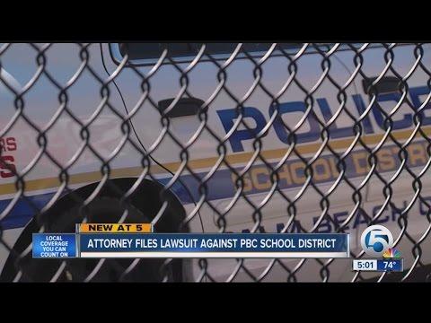 Attorney files lawsuit against PBC school district