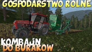 🚜URSUS 1014 + KOMBAJN DO BURAKÓW / KOPIEMY! #23 [Gospodarstwo Rolne] Farming Simulator 17