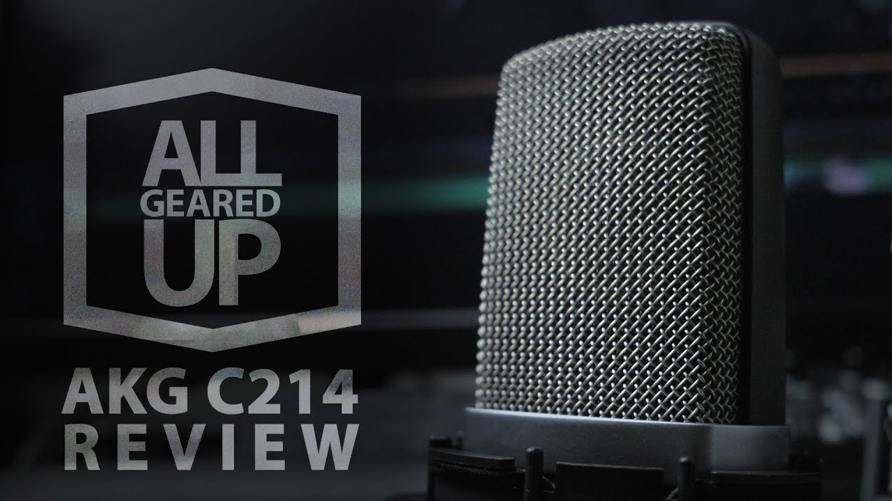 All Geared Up maxresdefault AKG C214<br>Large Diaphragm Condenser Mic<br>[UNBOXING And REVIEW] audio hardware