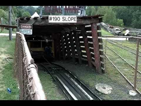 Mcdade Park Coal Mine Tour