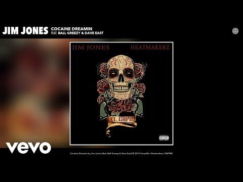 Jim Jones - Cocaine Dreamin (Audio) Ft. Ball Greezy, Dave East