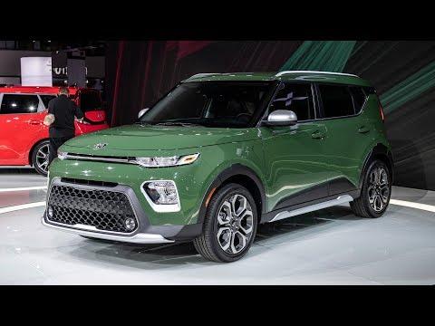 2020 Kia SOUL – interior, exterior, and drive