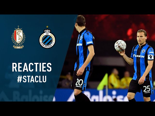 DE REACTIES NA #STACLU | 2018-2019