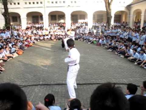 Taekwondo Nobody - Le Hong Phong