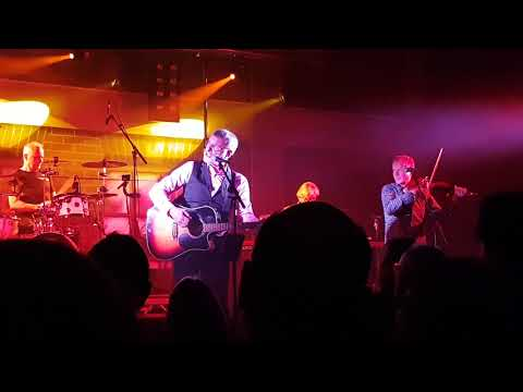 Steve Harley  Absolute Beginners BowieThe Avenue  Chesterfield15th Dec 2017