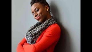 Chimamanda Ngozi Adichie in San Francisco 2014