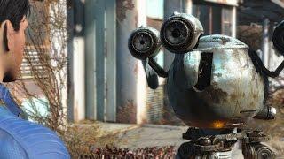 Fallout 4: Codsworth