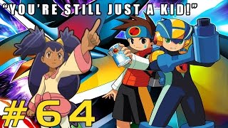 Mega Man Battle Network 6: Falzar (JP) - Part 64: I Saved the World 6 Times Y'know!  [Ft. TGP]