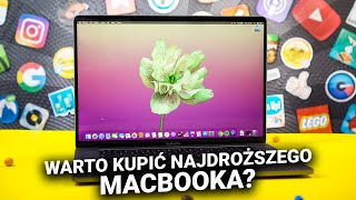 """Kupiłem nowego MacBooka Pro 16"""" Warto wydać 12 tys.zł❓"""