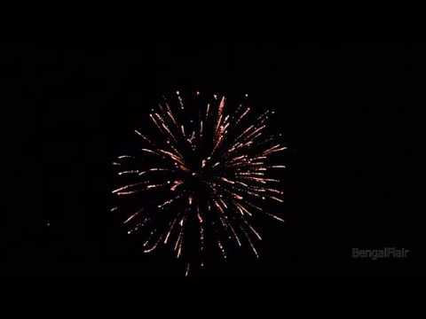 Some Test Shells On Diwali Night!!
