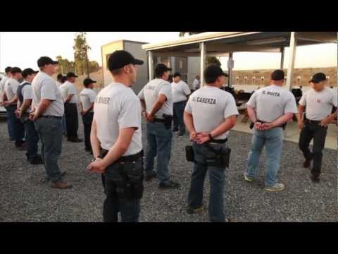 Porterville College Police Academy - YouTube