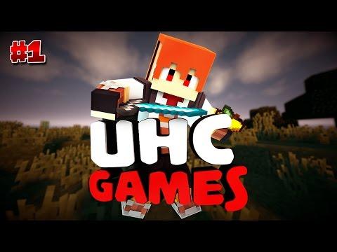 [Minecraft: UHC Games] EP.1 สู้ยังไงเลือดก็ลด