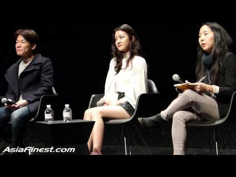 Office Director Hong Wonchan & Actress Ko Ahsung Korean Movie Screening  Q&A Part 3 NYKFF 2015