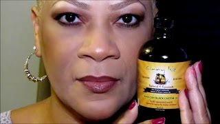 Jamaican Black Castor Oil - Hair Challenge (#1)