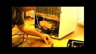 Ремонт холодильника 360p