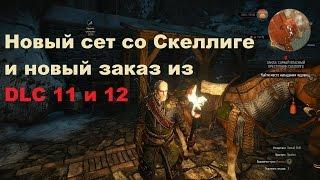 Самый опасный преступник Скеллиге и комплект Скеллигских доспехов в The Witcher 3: Wild Hunt