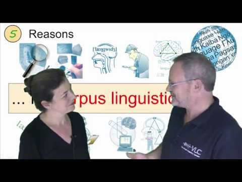 "5 Reasons: Anke Luedeling on ""Corpus Linguistics"""