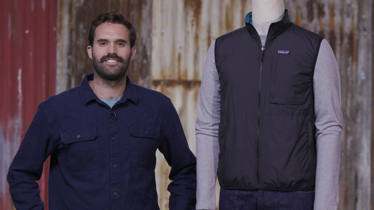 f981f793843 Patagonia Men s Reversible Crankset Vest - YouTube