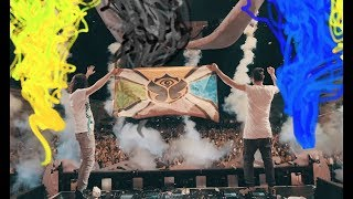 Dimitri Vegas & Like Mike vs W&W - Crowd Control (Official Music Video)