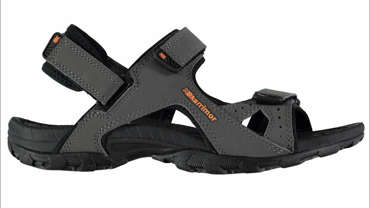 ad9482fe5 Karrimor Antibes Sandals mens - YouTube