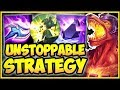 WTF! INSTANTLY TAKE TOWERS AS NASUS WITH THIS STRAT?? NASUS TOP GAMEPLAY! - League of Legends