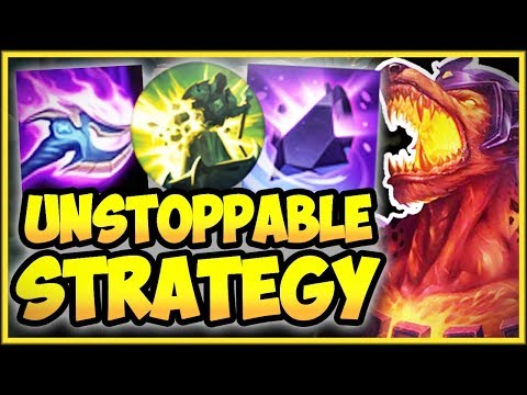 WTF INSTANTLY TAKE TOWERS AS NASUS WITH THIS STRAT?? NASUS TOP GAMEPLAY - League of Legends