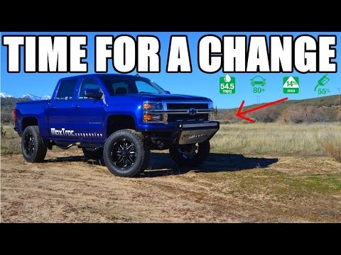 Top Reasons NOT to buy a GAS Lifted Truck