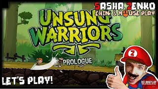 Unsung Warriors - Prologue Gameplay (Chin & Mouse Only)